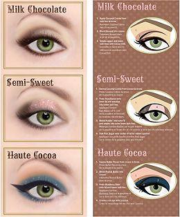 Look Book! NEW at ULTA! the NEW Too Faced Semi Sweet Chocolate Bar Ulta.com - <3