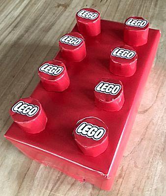 Sinterklaas surprise genaamd: Legoblok surprise
