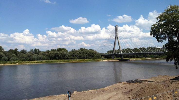 Rzeka Wisła / Vistula River | Warsaw, Poland