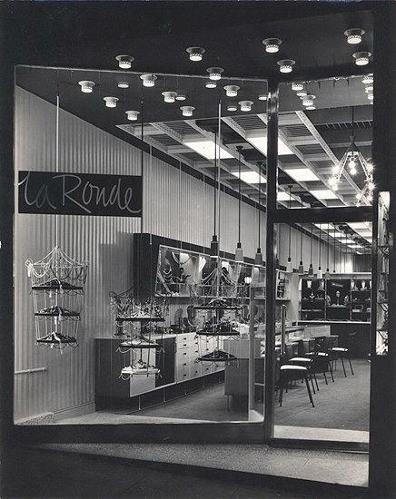 La Ronde, Collins Street, 1956