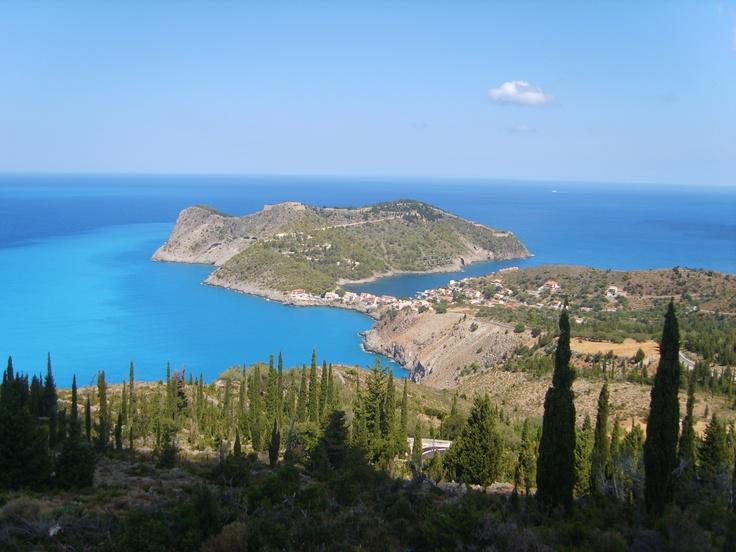 Assos peninsula - Kephalonia