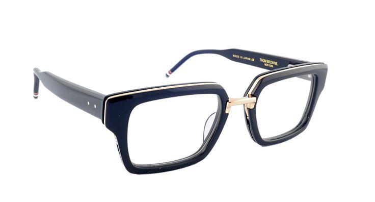 Thom Browne   #GetTheLook #Specs #Frames #Glasses #ThomBrowne