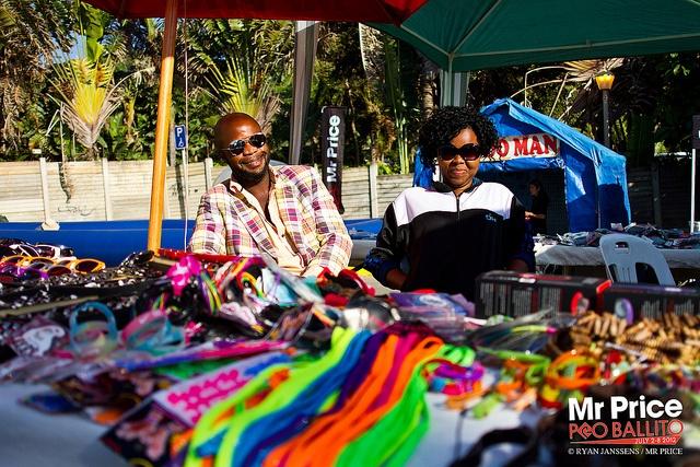 Mr Price Pro 2012 Beach Festival July 5.     Malcolm Kabuka(Durban), Nlmusa Mfeka(Durban) Get an early start to the day at the Mr Price Beach Festival 2012