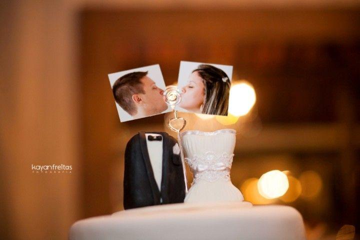 10 topos de bolo para fazer em casa | Blog do Casamento | http://www.blogdocasamento.com.br/10-topos-de-bolo-para-fazer-em-casa/