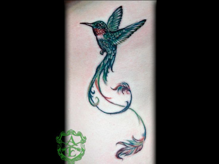 36 best images about erin 39 s tattoo on pinterest birds for Hummingbird hip tattoo