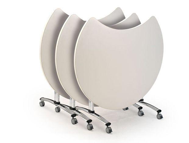 mesa modular plegable cookie de ofiprix