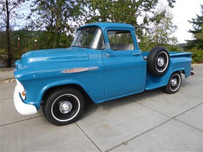 1957 Chevrolet 3200 in Gladstone Oregon