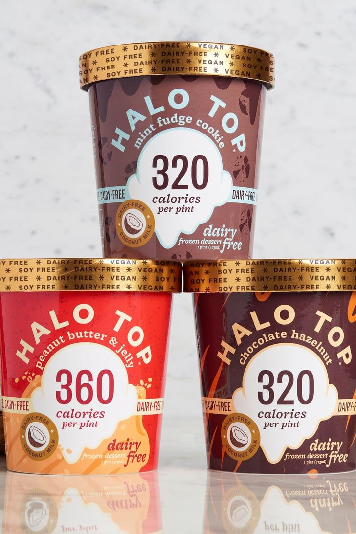 Halo Top Is Blessing Us With 3 New Vegan Flavors Including