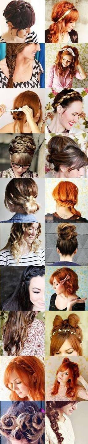 Amazing Hairstyle Ideas - DIY