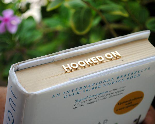 Hooked On Bookmark (ABM02)