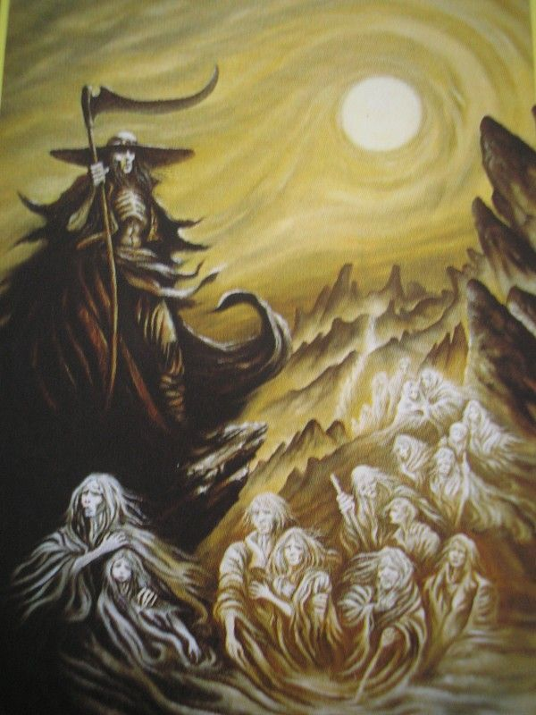Welsh Legends and Folktales