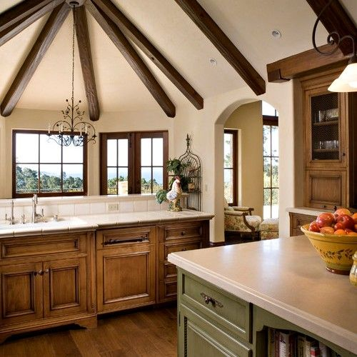 Natural Maple Kitchen Cabinets For All Styles