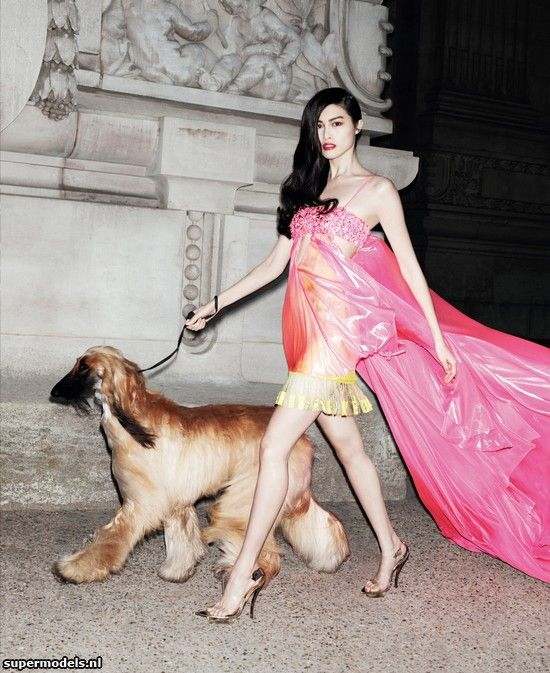 Supermodels.nl Industry News - Sui He in 'The Best Of Couture'...