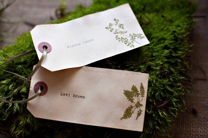 Today's real invitations come from one of my very favorite bloggers, the lovely Alyson from Unruly Things! You might remember Alyson from her guest posts last year. In addition to her fabulous blog, Alyson also runs a letterpress studio called Postal Press, so when Alyson first got engaged and started planning her wedding, I knew …