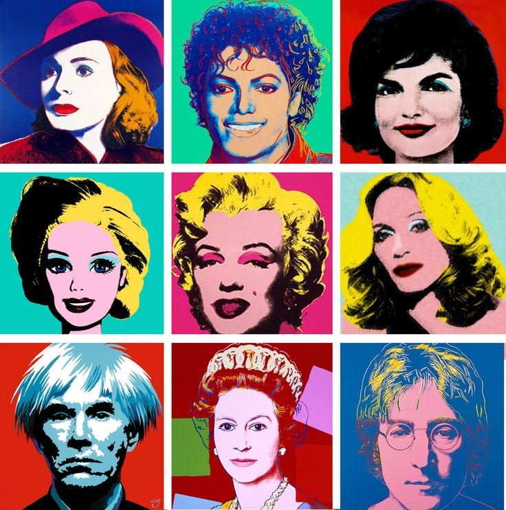 andy warhol the pop art movement essay Pop art the pop art movement began in london during the 1950's and then quickly spread throughout  important pop artist, warhol himself became a representation of pop culture, and therefore an the essay on andy warhol art pop image  portraits of celebrities in vivid colors.