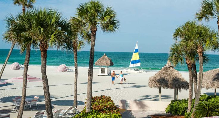 A Lido Key Beachfront Resort. | Sandcastle Resort at Lido Beach