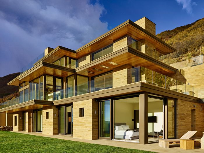 17 best images about architecture exteriors on pinterest for Colorado house