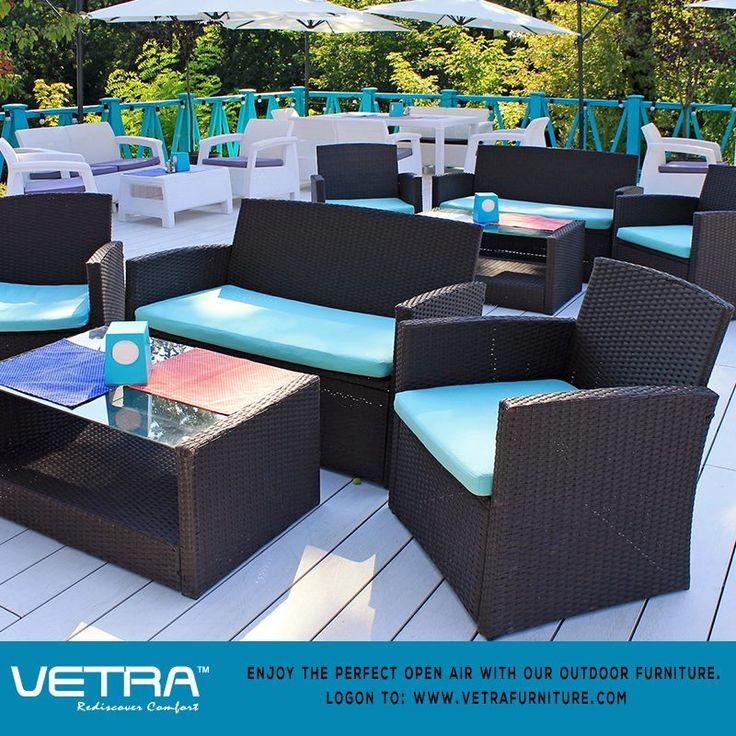 Wicker furniture is referred as rattan furniture which is created from robust and natural material such as rattan pole. Before going into refining process, the rattan pole is harsh, stiff and fairly wide. When it experiences processing, it begins to find discolored and also splits show on it. For more information Visit Here- http://vetraoutdoorfurniture.blogspot.com/2016/08/wicker-furniture-stylish-furniture-to.html