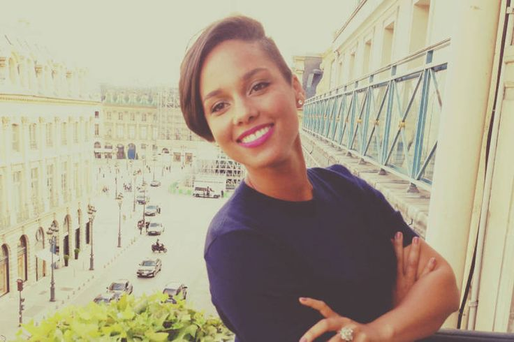 Who's up for a trip to Paris with Alicia Keys? Done.