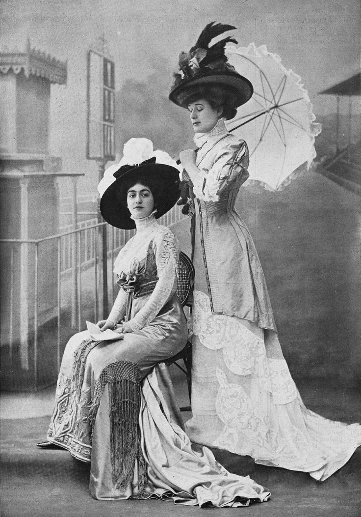 535 Best 1900-1909 Clothes & Accessories Images On Pinterest
