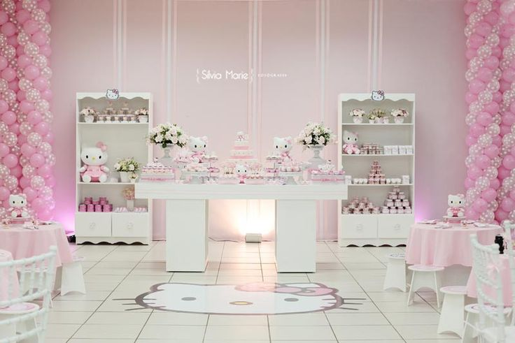 Maries Manor Hello Kitty: 1000+ Images About Hello Kitty Party On Pinterest