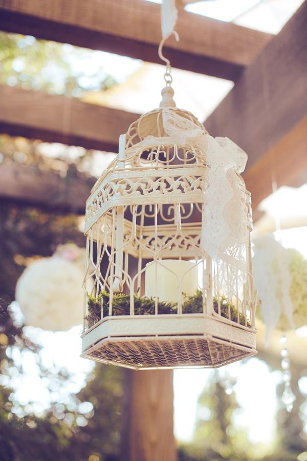 Indoor Spring Time Wedding Ideas Summer CenterpiecesWedding DecorationsVintage BirdcageSpring
