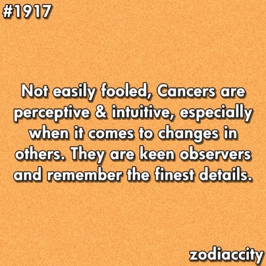 Cancer Horoscopes @ Astrology Sector