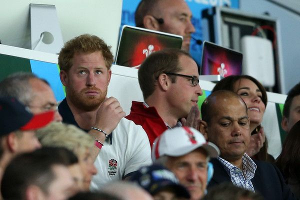 Kate Middleton Photos - England v Wales - Group A: Rugby World Cup 2015 - Zimbio