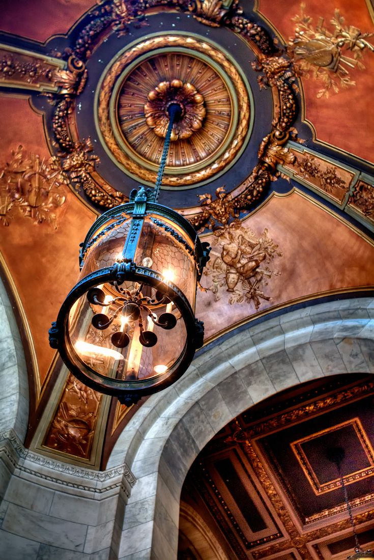 New York Public Library by Dave Beckman