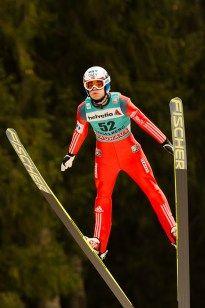 Skispringer Daniel-Andre Tande | FIS Skispringen Weltcup | Engelberg / Schweiz | Fotograf Kassel