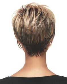 very short graduated bob - Wedge Haircut Pictures – Hairstyles #WedgeHairstylesShort