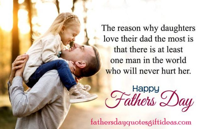 Happy Fathers Day Quotes From Daughter Happy Father S Day Fathersday Fathersday2019 Fathersda Happy Father Day Quotes Fathers Day Quotes Fathers Day Poems