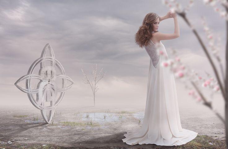Wedding dress Spring