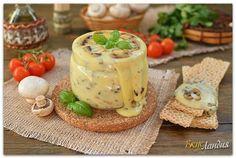 Домашний плавленый сыр с шампиньонами - нереальная вкуснятина!. Обсуждение на LiveInternet - Российский Сервис Онлайн-Дневников