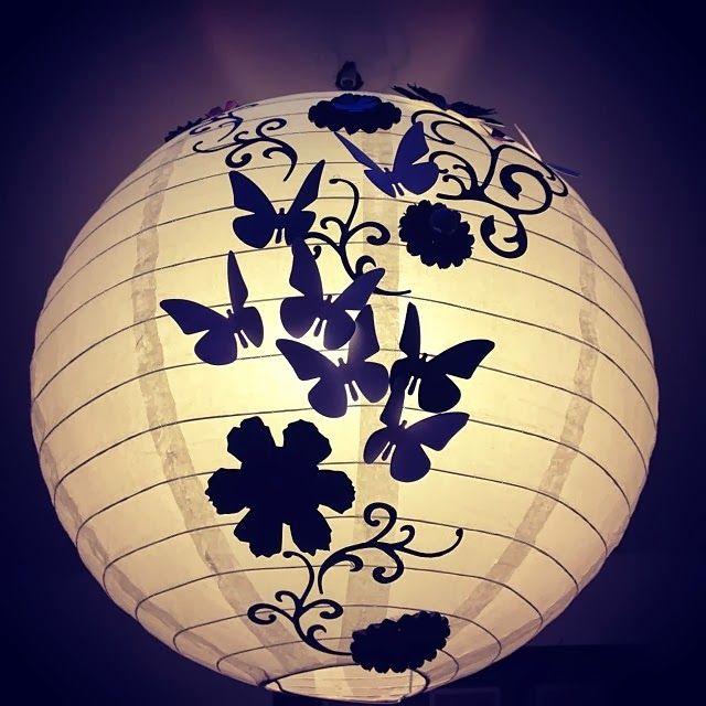 Très jolie boule chinoise