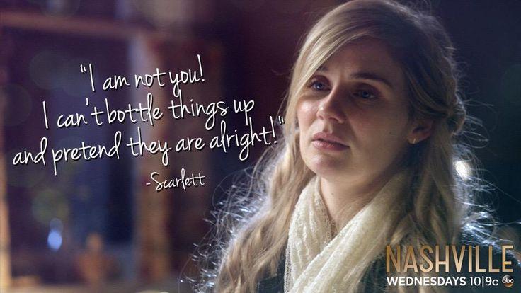 3x15 Scarlett talking to Deacon. Love that scene.