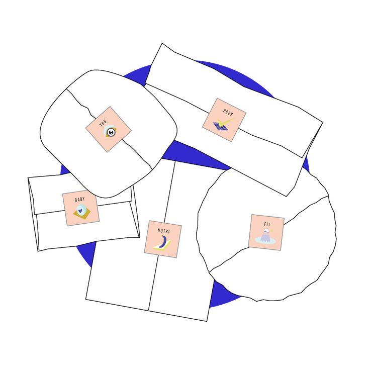 5 producten waar je wat aan hebt tijdens de zwangerschap. Koop een zwanger box, passend bij het aantal weken zwanger. In The Pudding Club: Your Pregancy Guru in a Box.