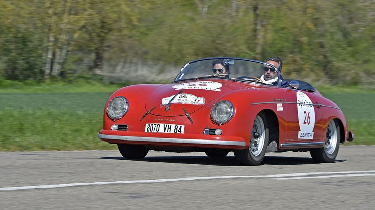 Alle Gr 246 223 En Porsche 356 A 1600 Speedster 1958 Flickr