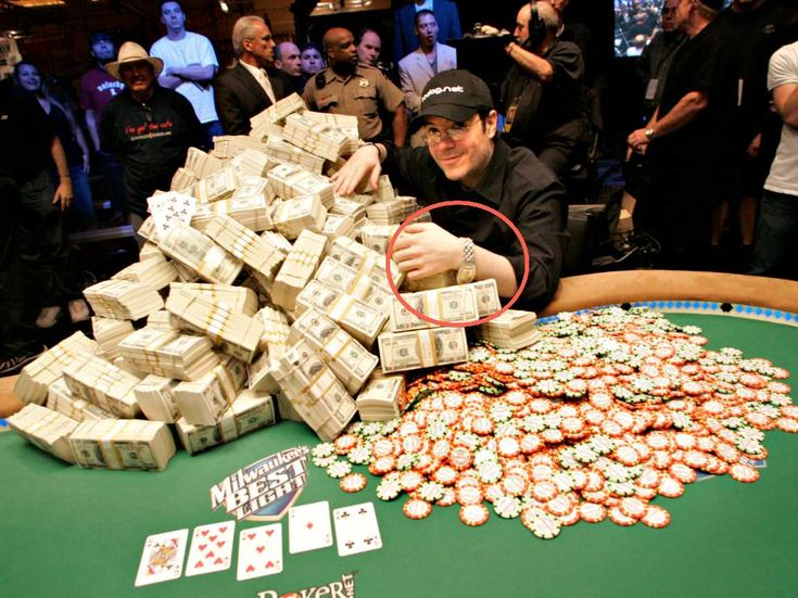 That how all #poker players' dream look like