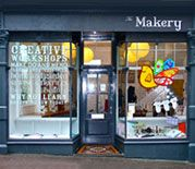 The Makery Online | Craft and Sewing Workshops Bath | Hen Parties | Childrens Parties