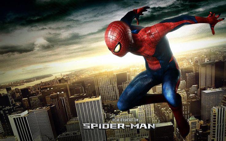 Spider Man 3D Cool Wallpaper Download - Spider Man 3D Cool ...