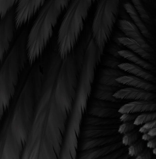 Resultado de imagen de texturas negras