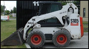 BOBCAT S185 SKID-STEER LOADER OPERATION & MAINTENANCE MANUAL