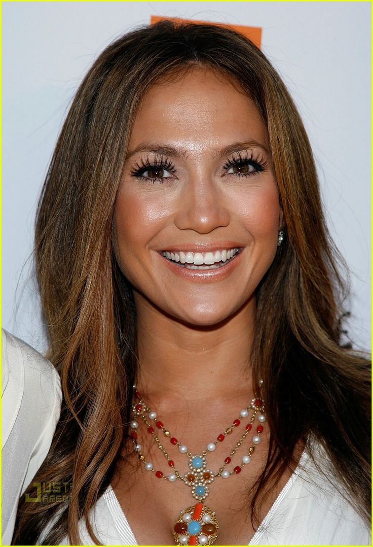 Hair color for dark skin tone - J Lo Necklace Style Find This Pin And More On Dark Skin Tone Complementary Hair Color