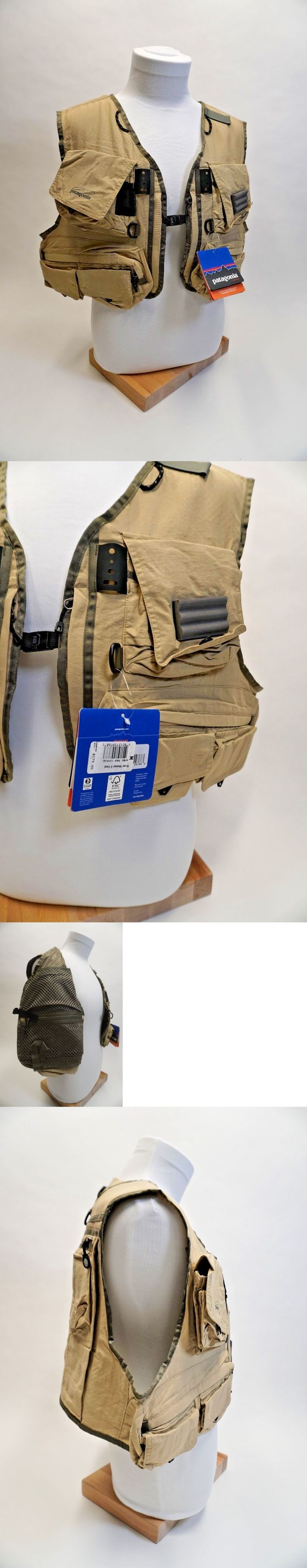 Vests 65982: Patagonia River Master Ii Fly Fishing Vest X-Large BUY IT NOW ONLY: $95.0