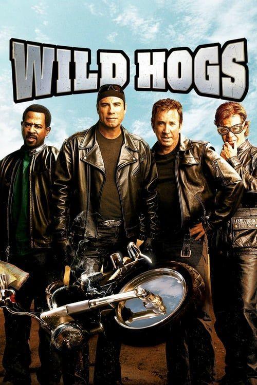 Watch Wild Hogs 2007 Full Movie Online Streaming Hd