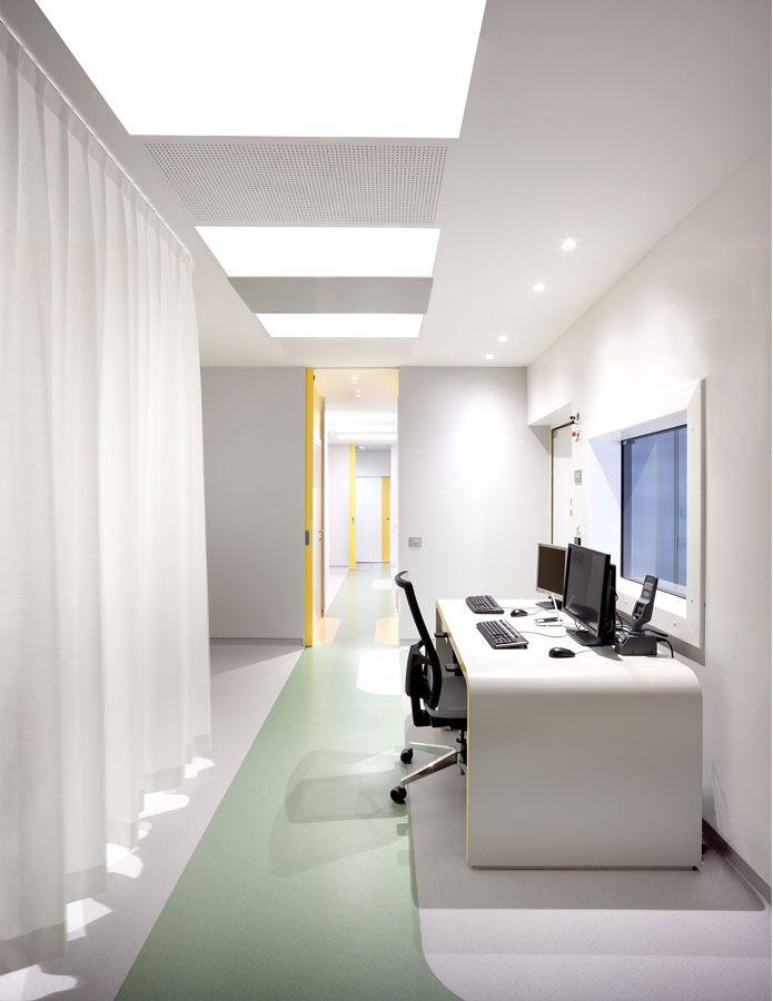 Mhed Architects - healthcare e interior design design medicale