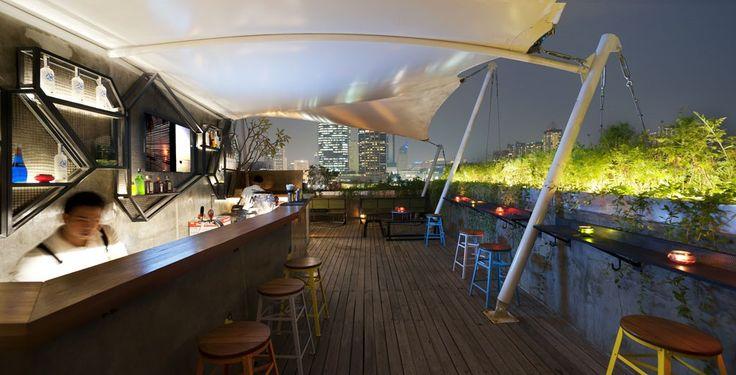 Awan Lounge, jakarta