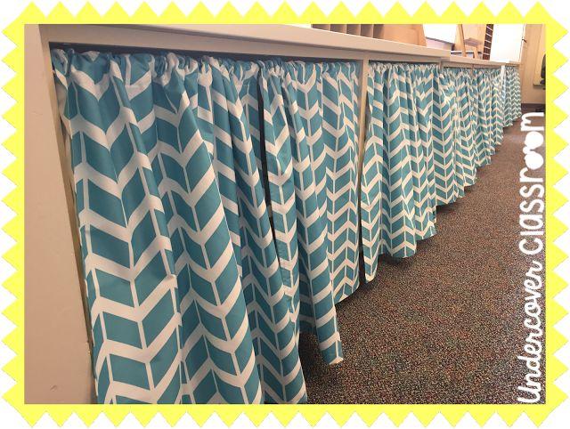 Undercover Classroom: Classroom Curtains