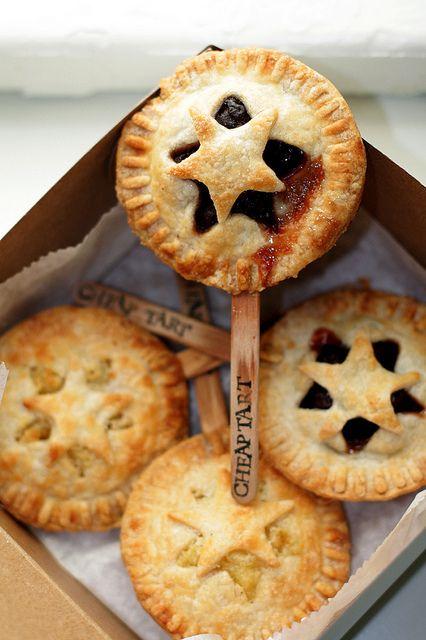 Pie Pops! From Cheap Tart in Chicago